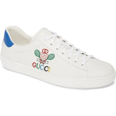 Gucci New Ace Tennis SneakerUS / 9.5UK - White