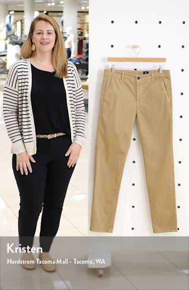 Marshall Textural Print Slim Fit Pants, sales video thumbnail