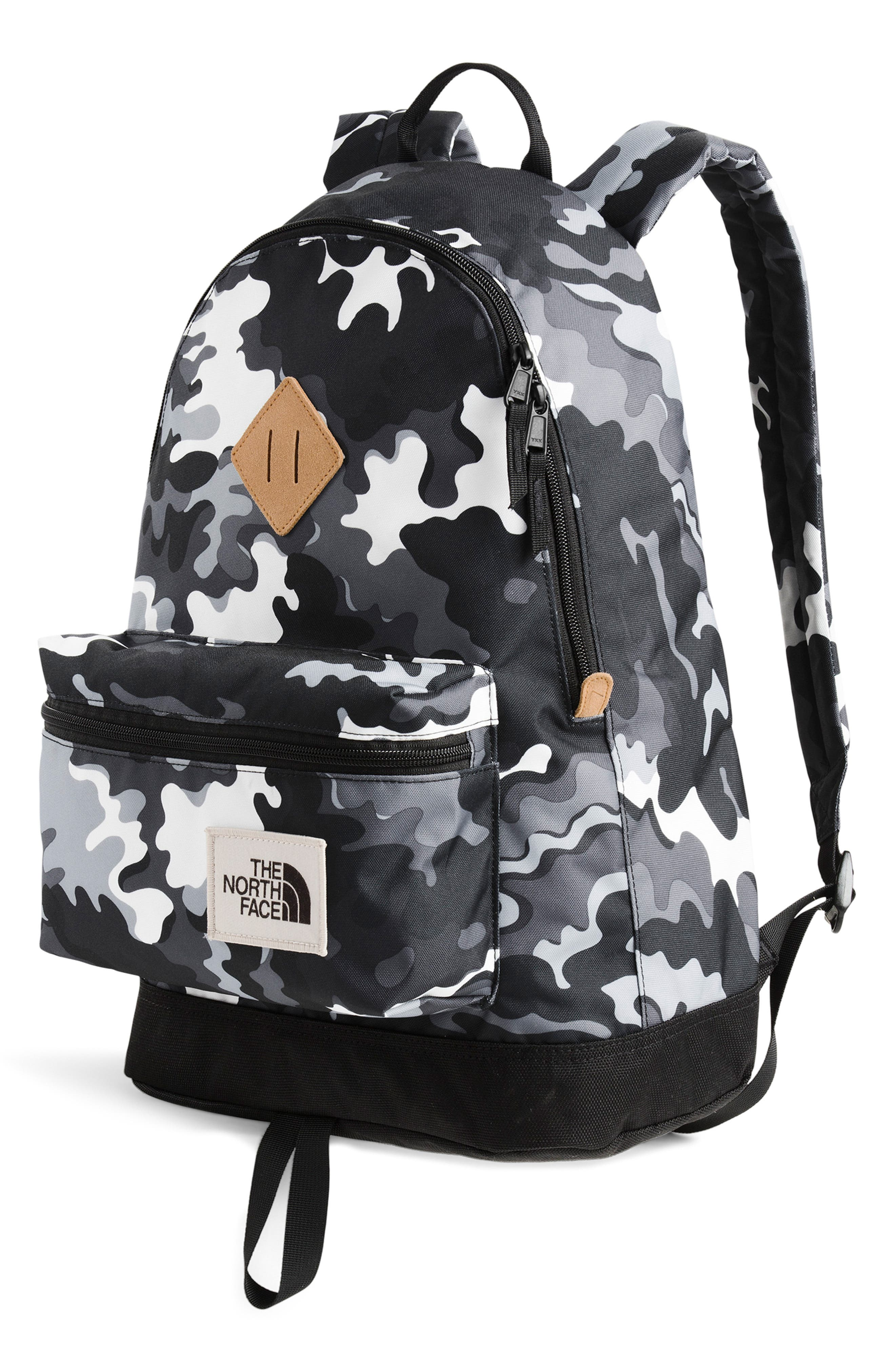 The North Face Berkeley Backpack - Black