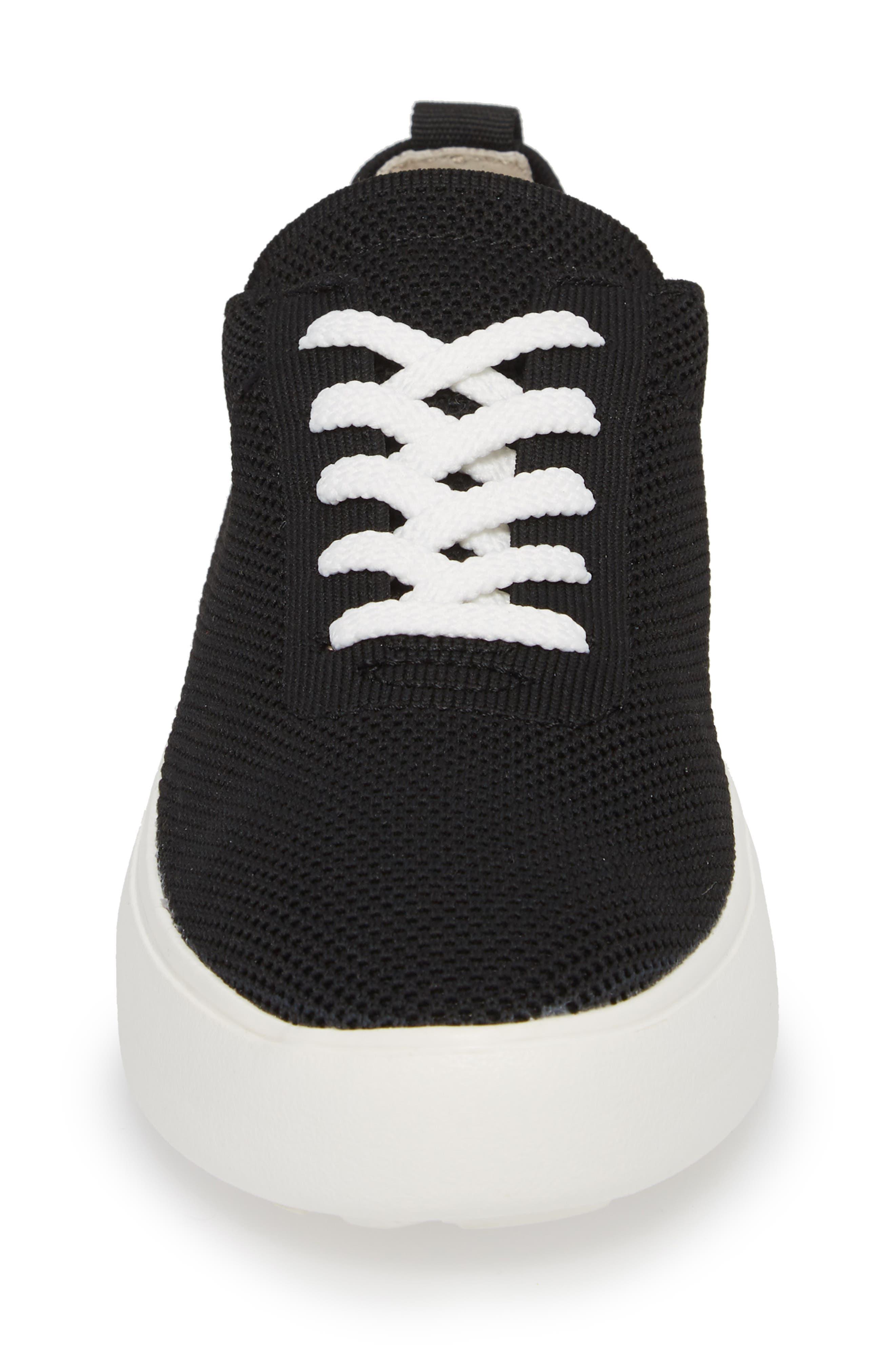 ,                             Hope Sneaker,                             Alternate thumbnail 4, color,                             BLACK