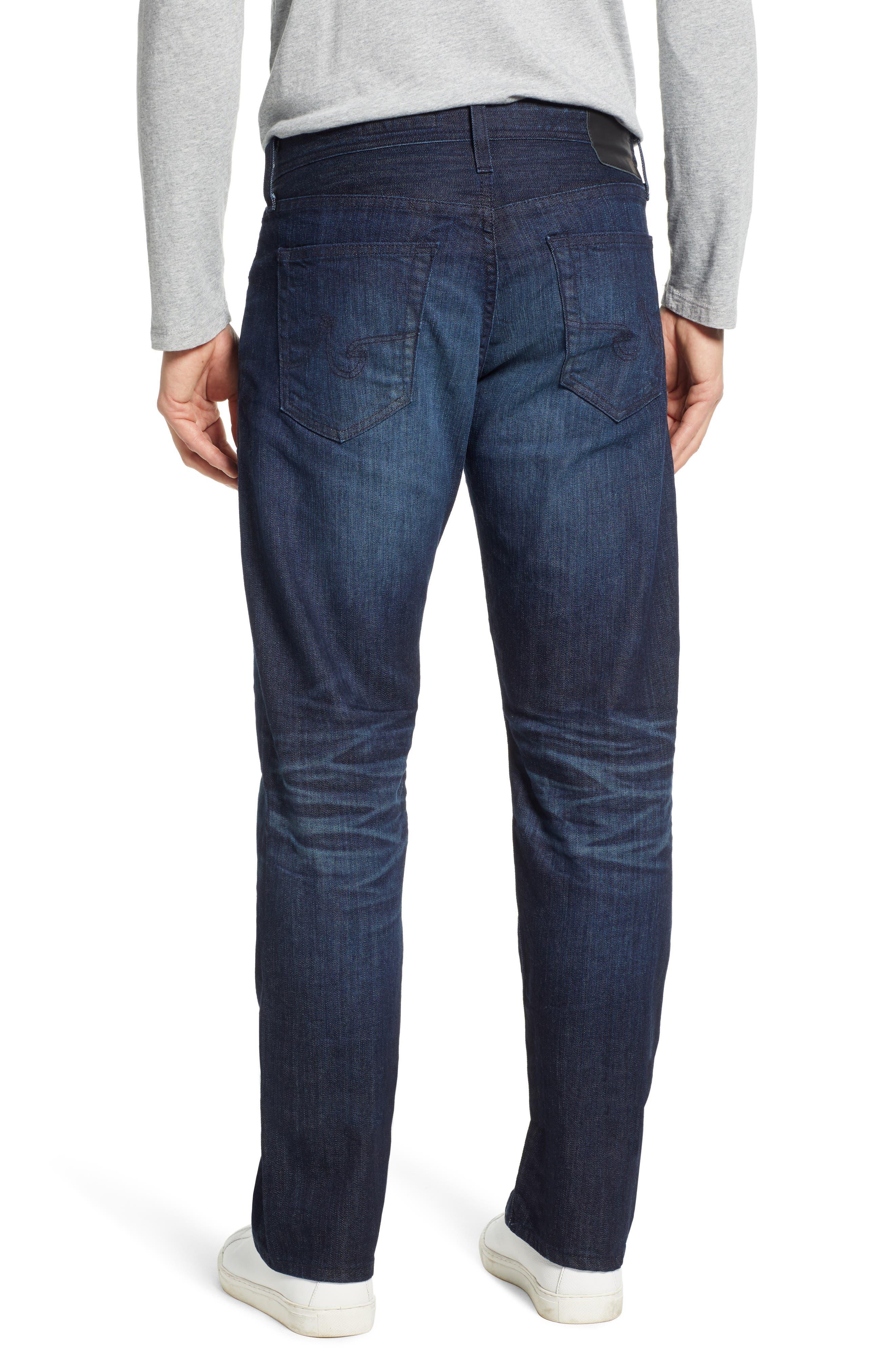 ,                             'Protégé' Straight Leg Jeans,                             Alternate thumbnail 9, color,                             478