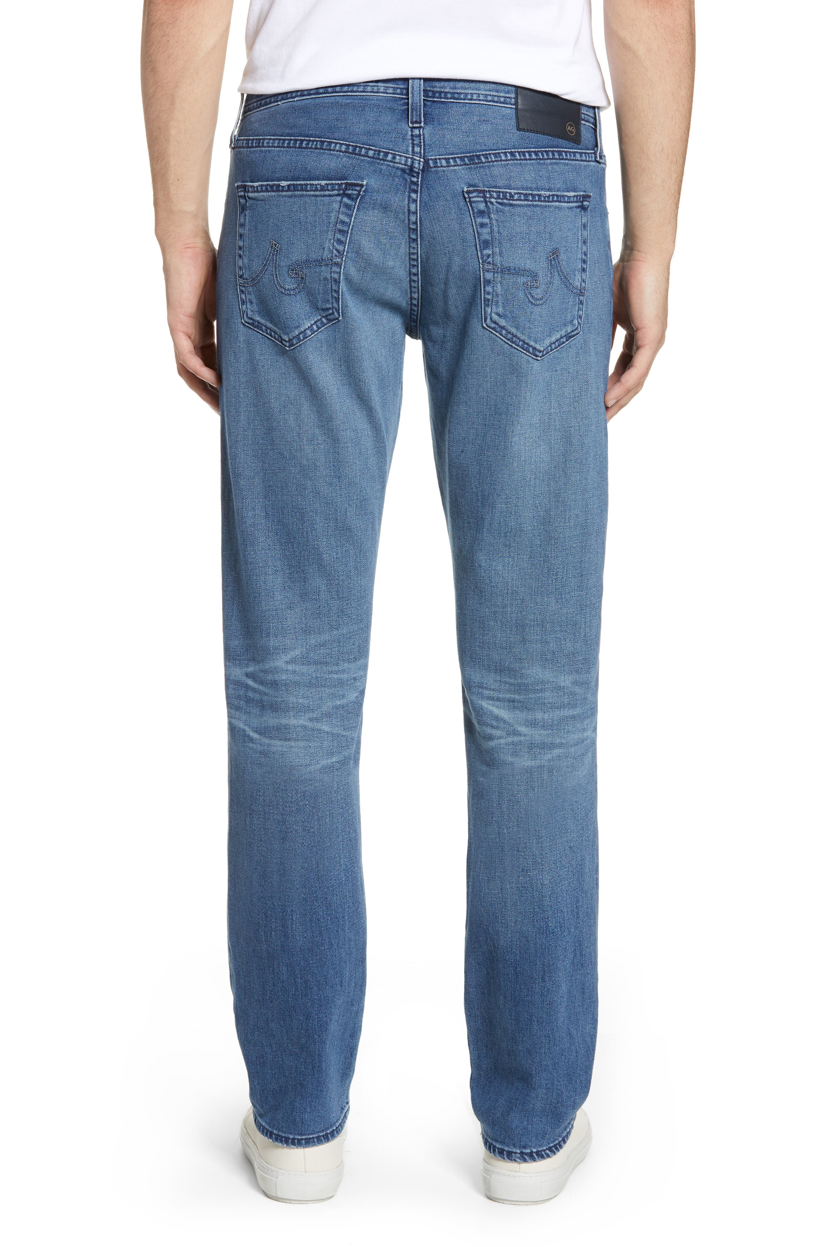 ,                             Graduate Slim Straight Leg Jeans,                             Alternate thumbnail 2, color,                             16 YEARS SATURN