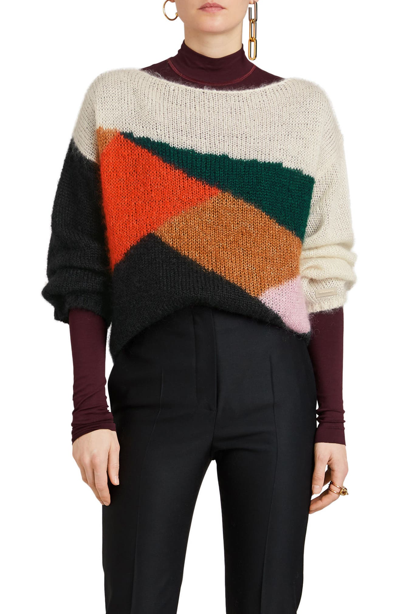 Image of Burberry Paw Sweater