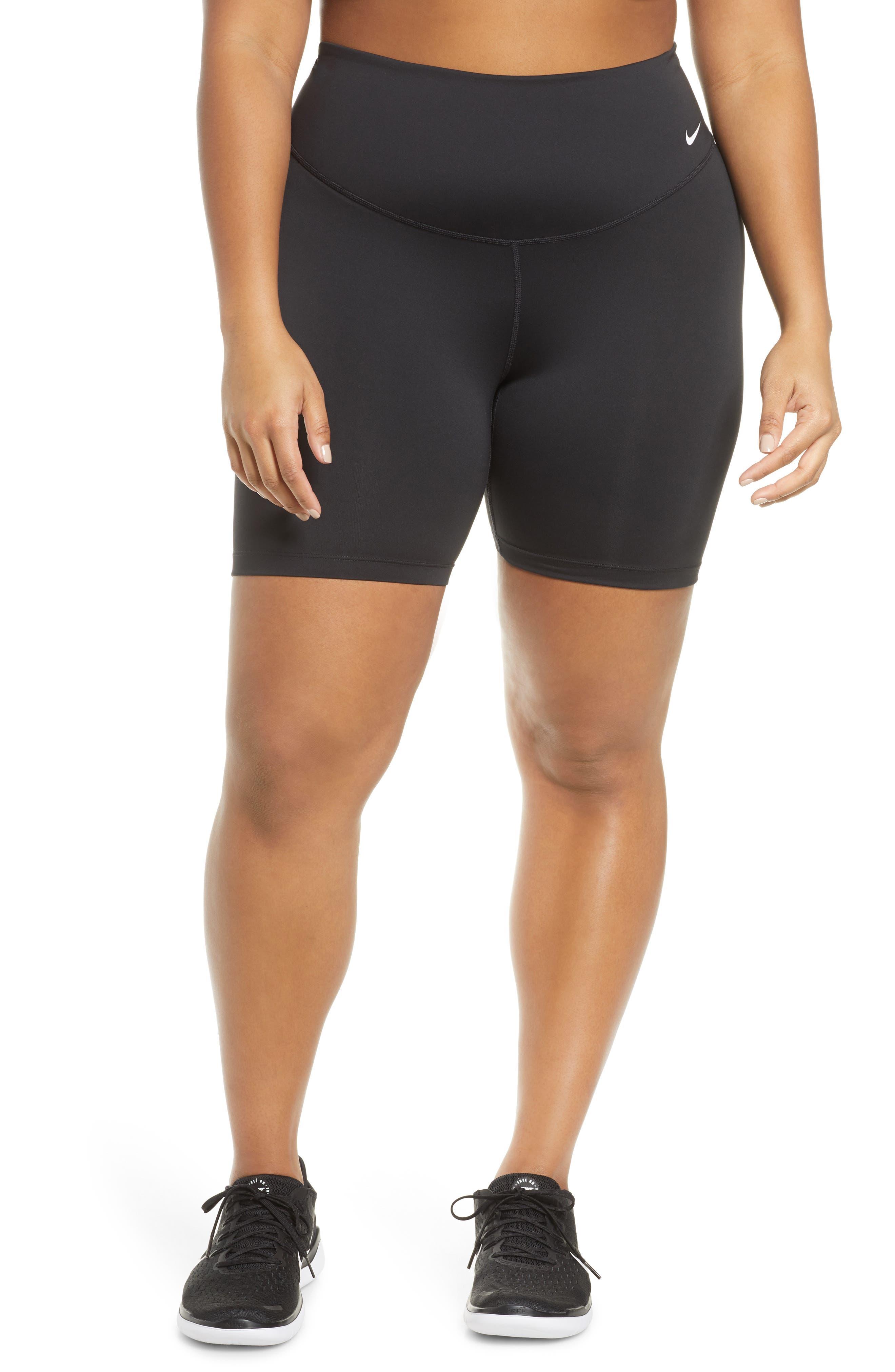 Plus Women's Nike One Dri-Fit Shorts