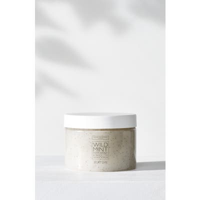 The White Company Wild Mint Hand Scrub