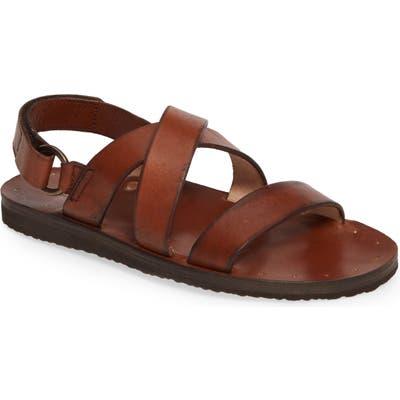 Frye Cape Cross Strap Sandal