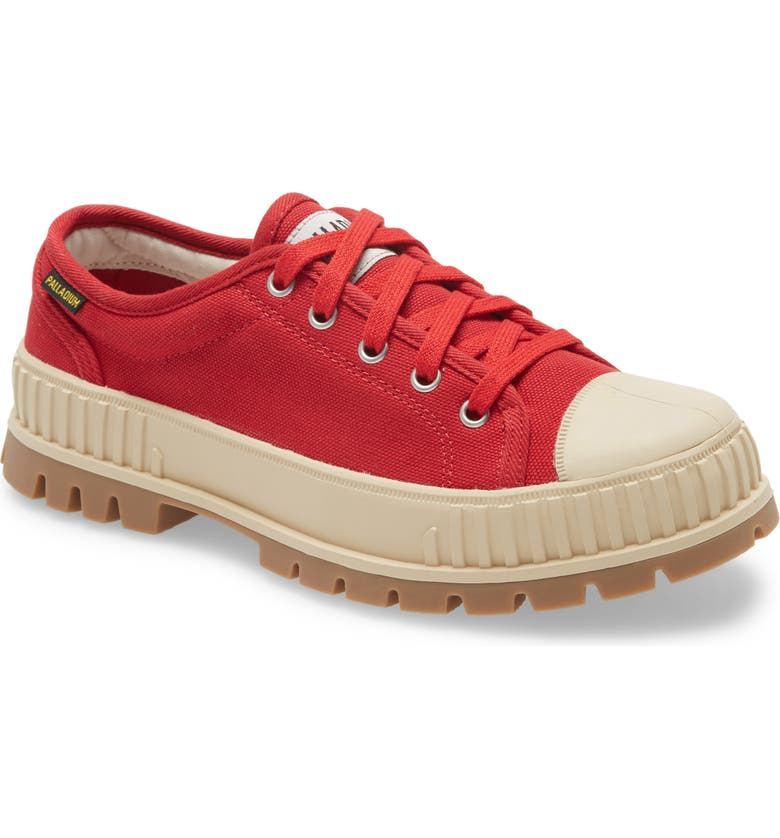 PALLADIUM Pallashock OG Sneaker, Main, color, CHILI PEPPER
