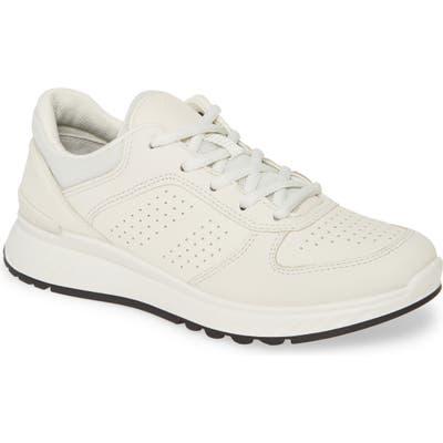 Ecco Exostride Sneaker, White