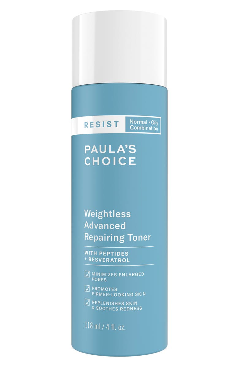 PAULA'S CHOICE Resist Weightless Advanced Repairing Toner, Main, color, 000