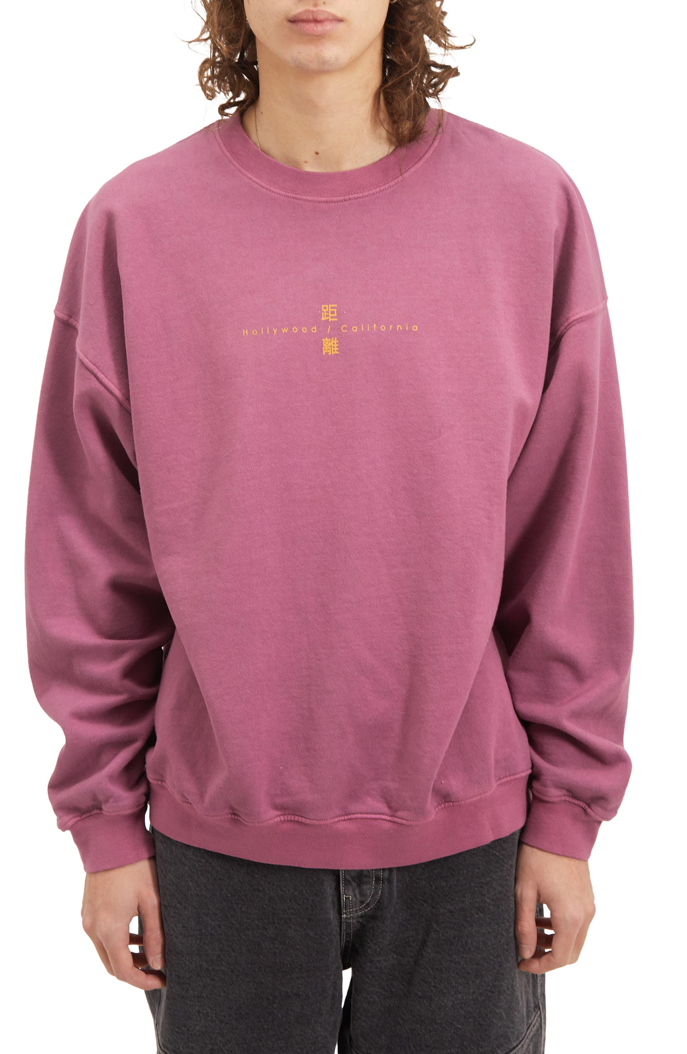 Distant Worlds Graphic Sweatshirt