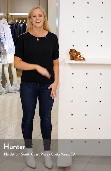 Dani Crisscross Sandal, sales video thumbnail