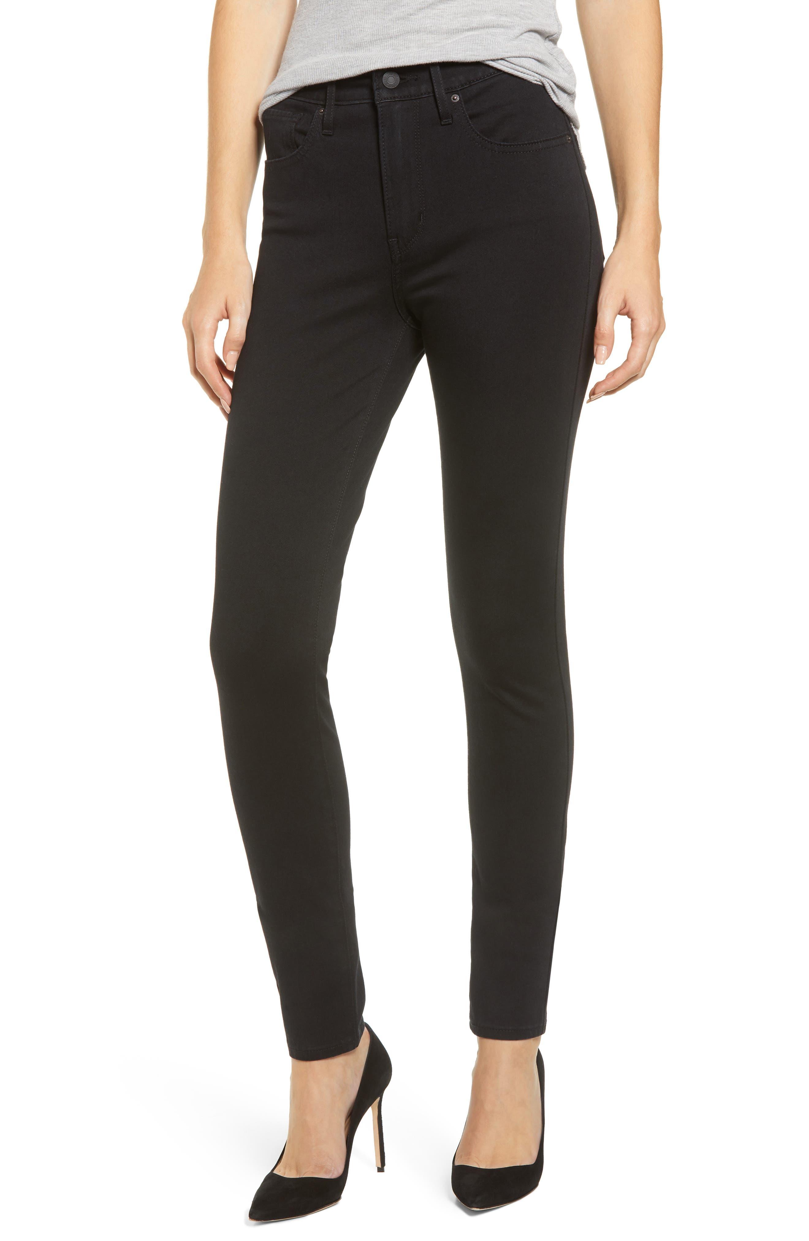 Levi's® 721™ High Waist Skinny Jeans (Longshot)