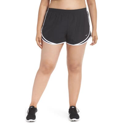 Plus Size Nike Dry Tempo High Rise Running Shorts