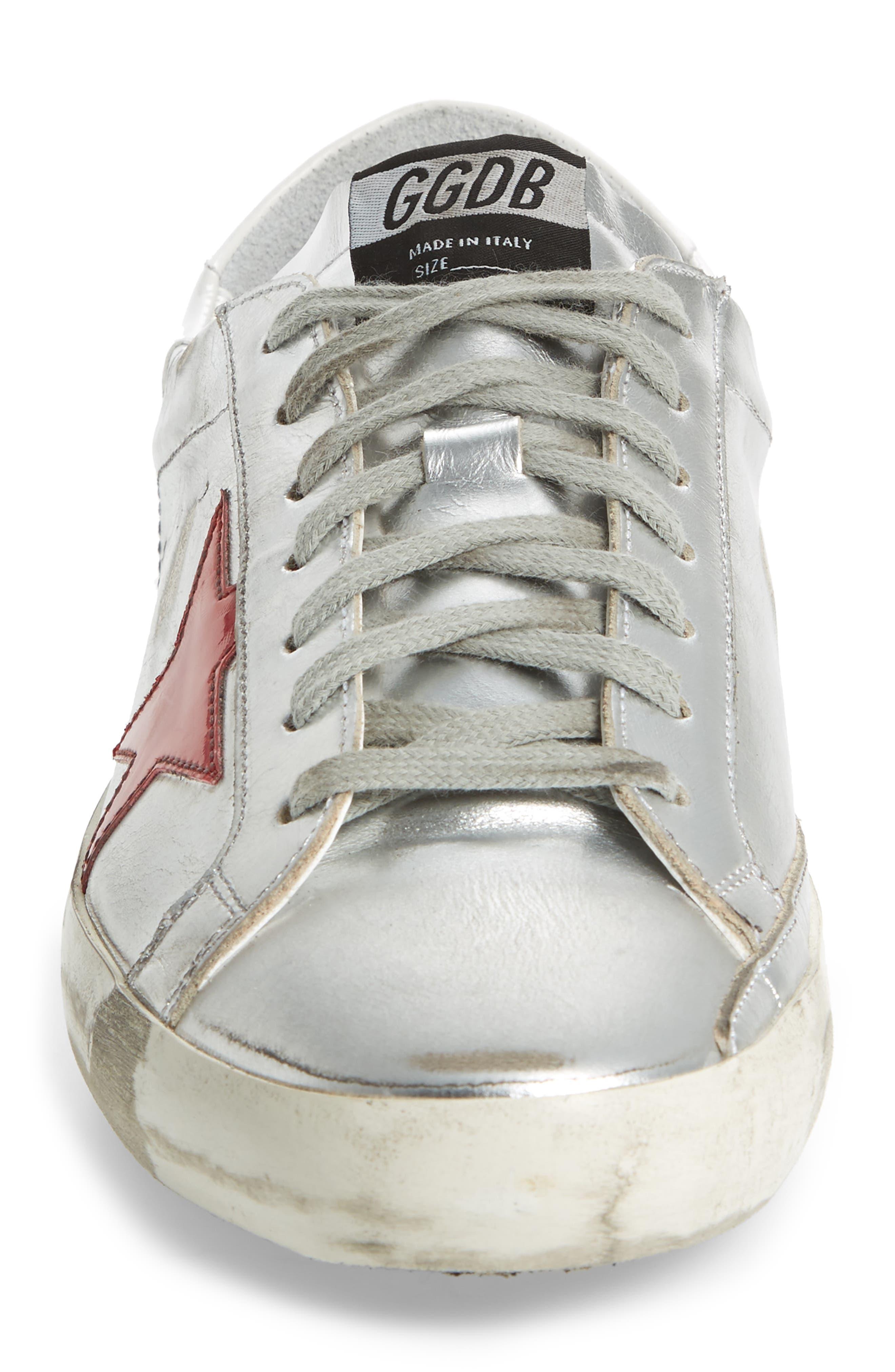 ,                             'Superstar' Sneaker,                             Alternate thumbnail 58, color,                             045