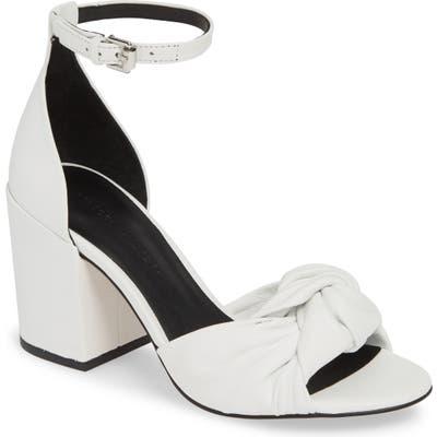 Rebecca Minkoff Capriana Ankle Strap Sandal- White