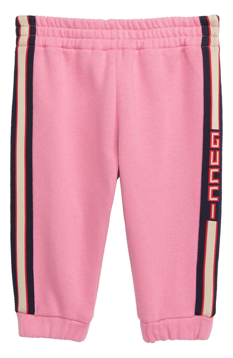 Gucci Stripe Jogging Pants Baby Girls