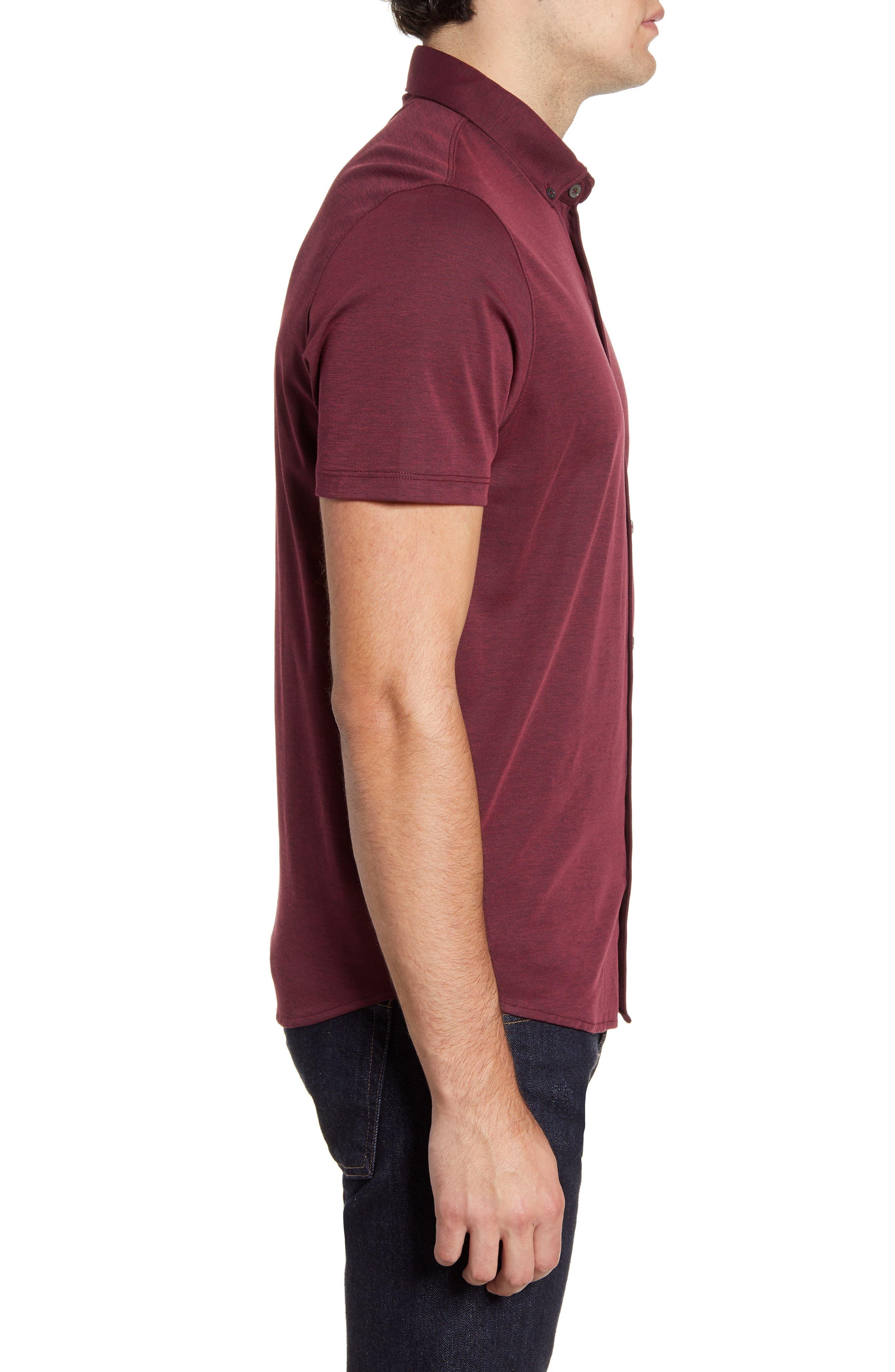 ,                             Caruth Regular Fit Short Sleeve Sport Shirt,                             Alternate thumbnail 38, color,                             930