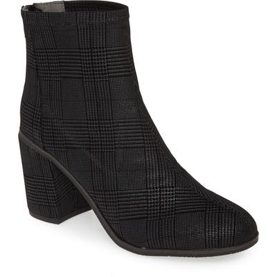Bc Footwear Vegan Ringmaster Bootie- Black