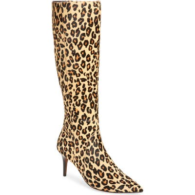 Linea Paolo Perfect Knee High Boot- Beige
