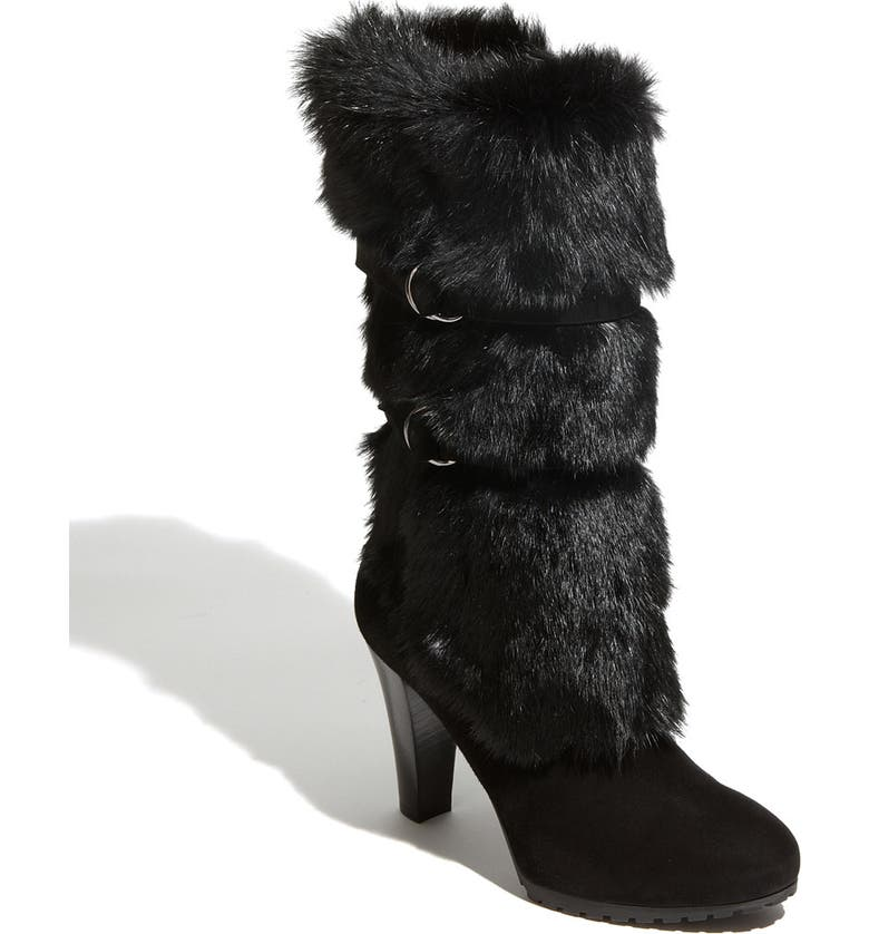 Aquatalia by Marvin K. 'Foggy' Weatherproof Suede Boot with