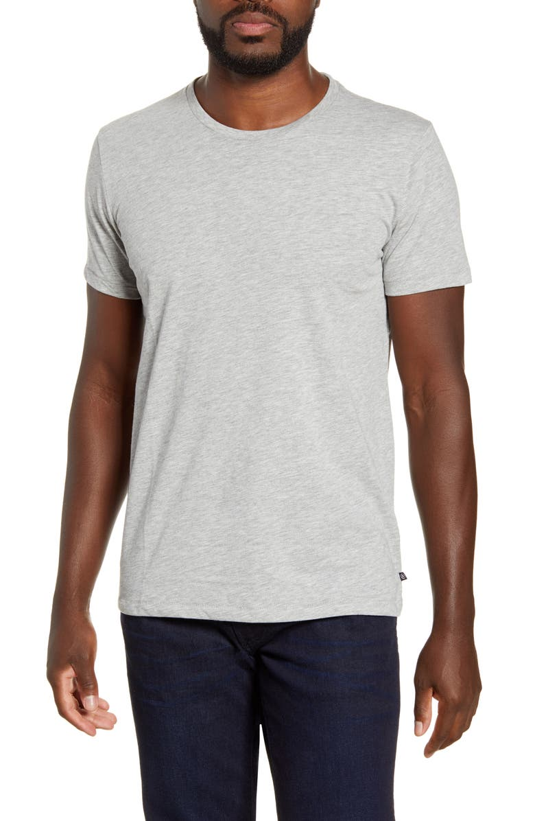 BONOBOS Slim Fit T-Shirt, Main, color, HEATHER GREY