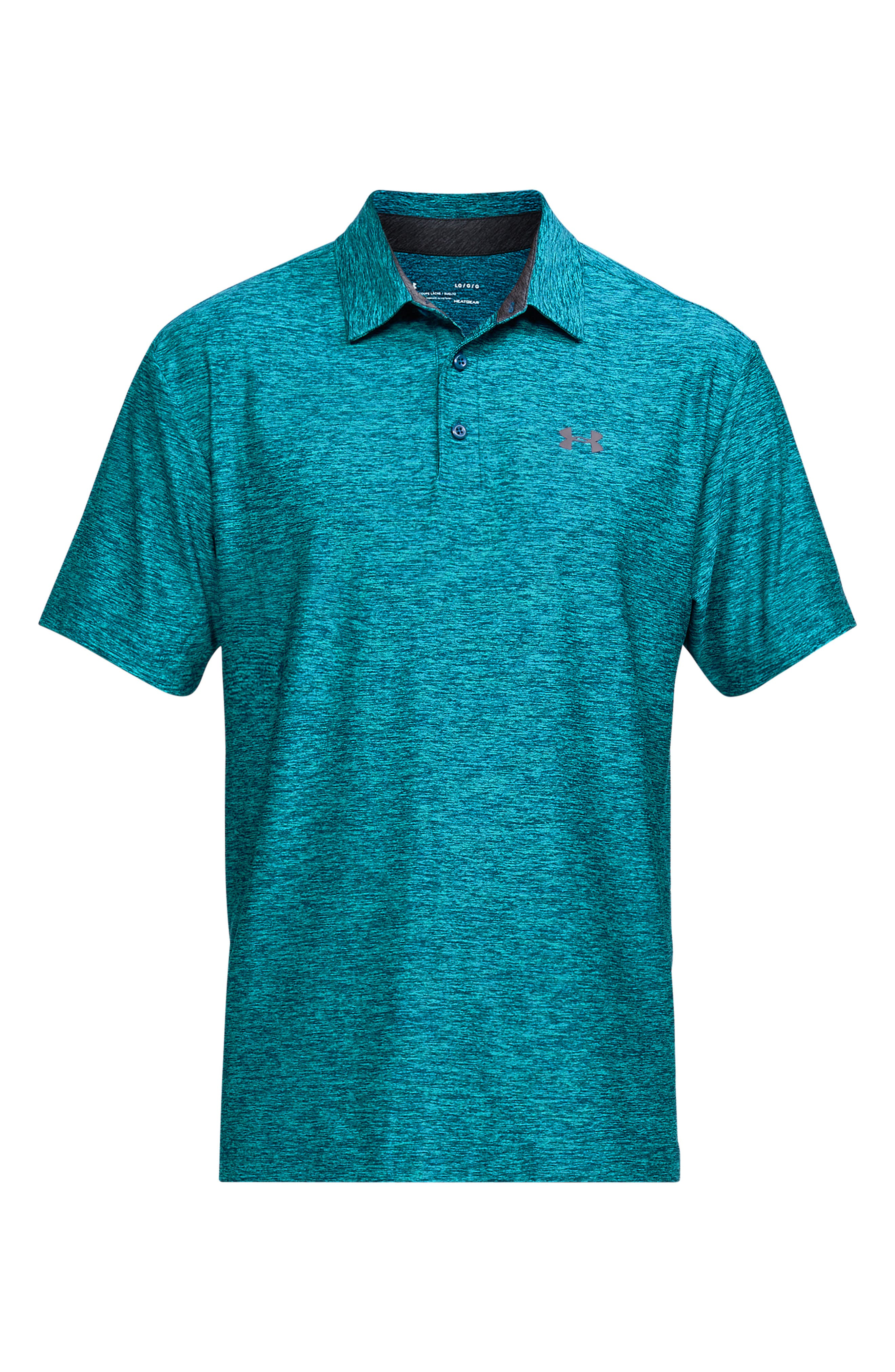 ,                             'Playoff' Loose Fit Short Sleeve Polo,                             Alternate thumbnail 75, color,                             477
