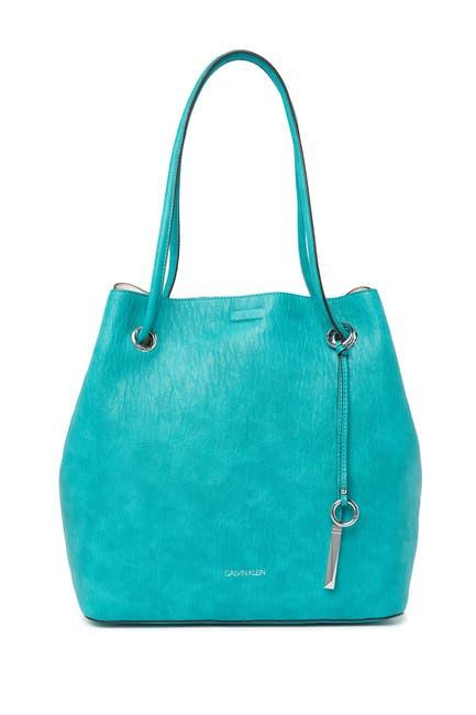 Image of Calvin Klein Novelty Jet Link Tote Bag