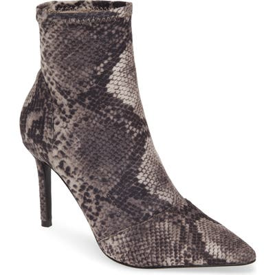 Charles By Charles David Pointed Toe Boot- Grey