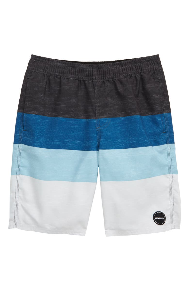 O'NEILL Four Square Volley Shorts, Main, color, 021