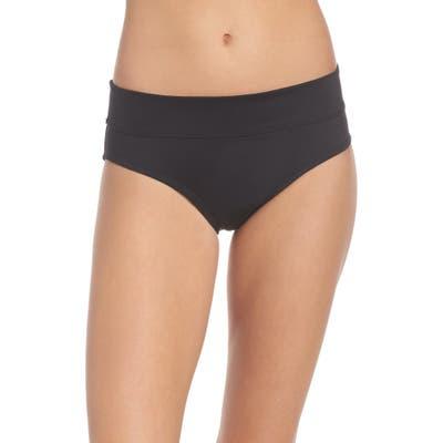 Nike Full Bikini Bottoms, Black