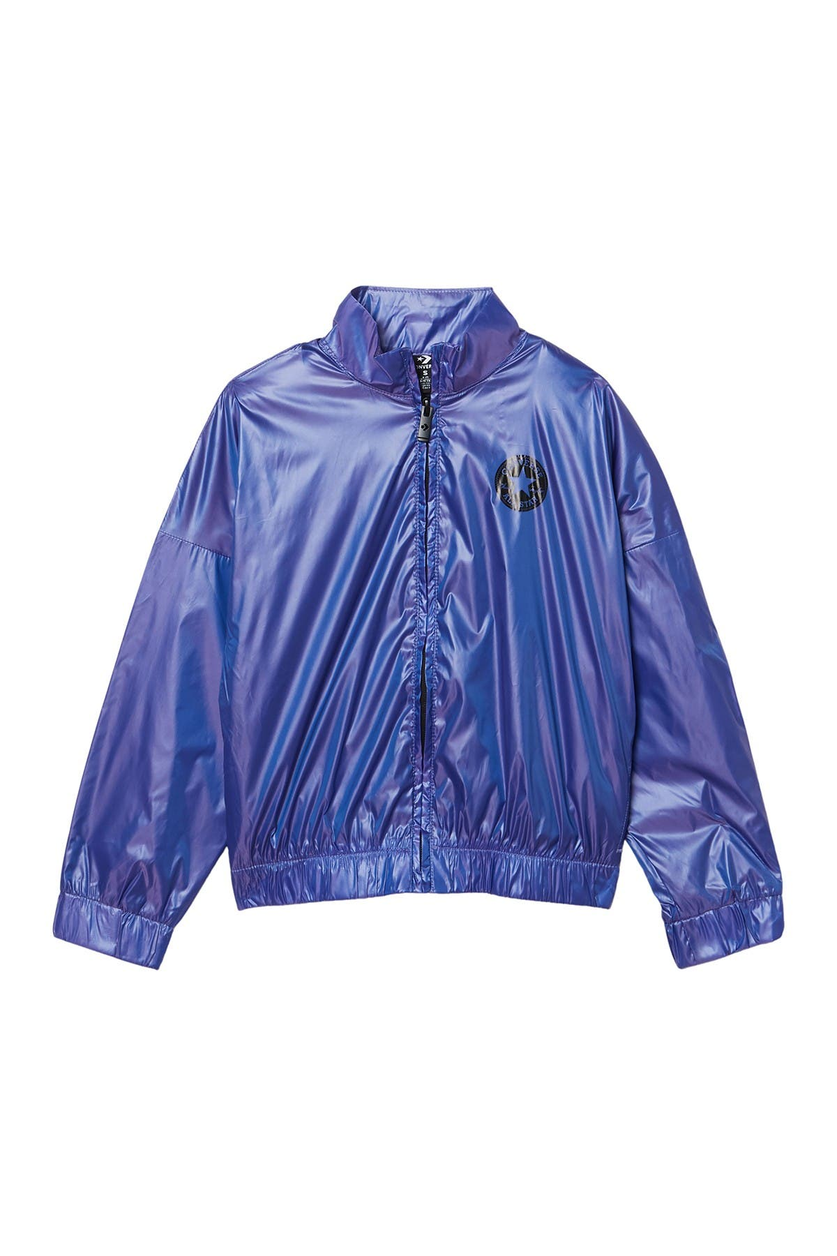 Image of Hurley Two-Tone Taffeta Bomber Jacket
