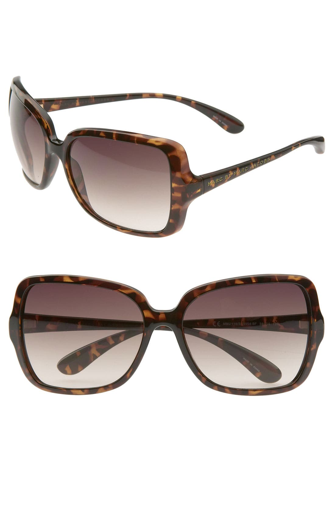 ,                             59mm Vintage Inspired Oversized Sunglasses,                             Main thumbnail 6, color,                             241