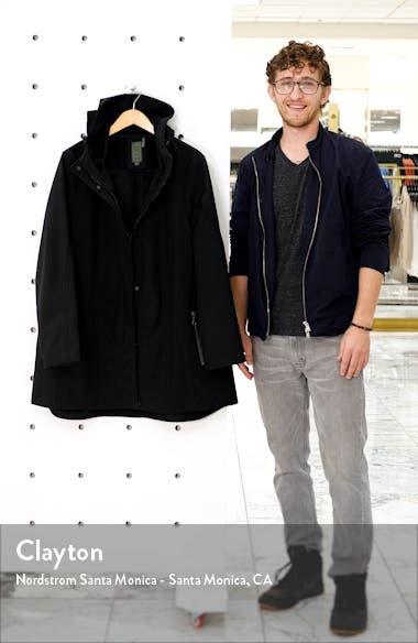 Soft Shell Hooded Jacket, sales video thumbnail