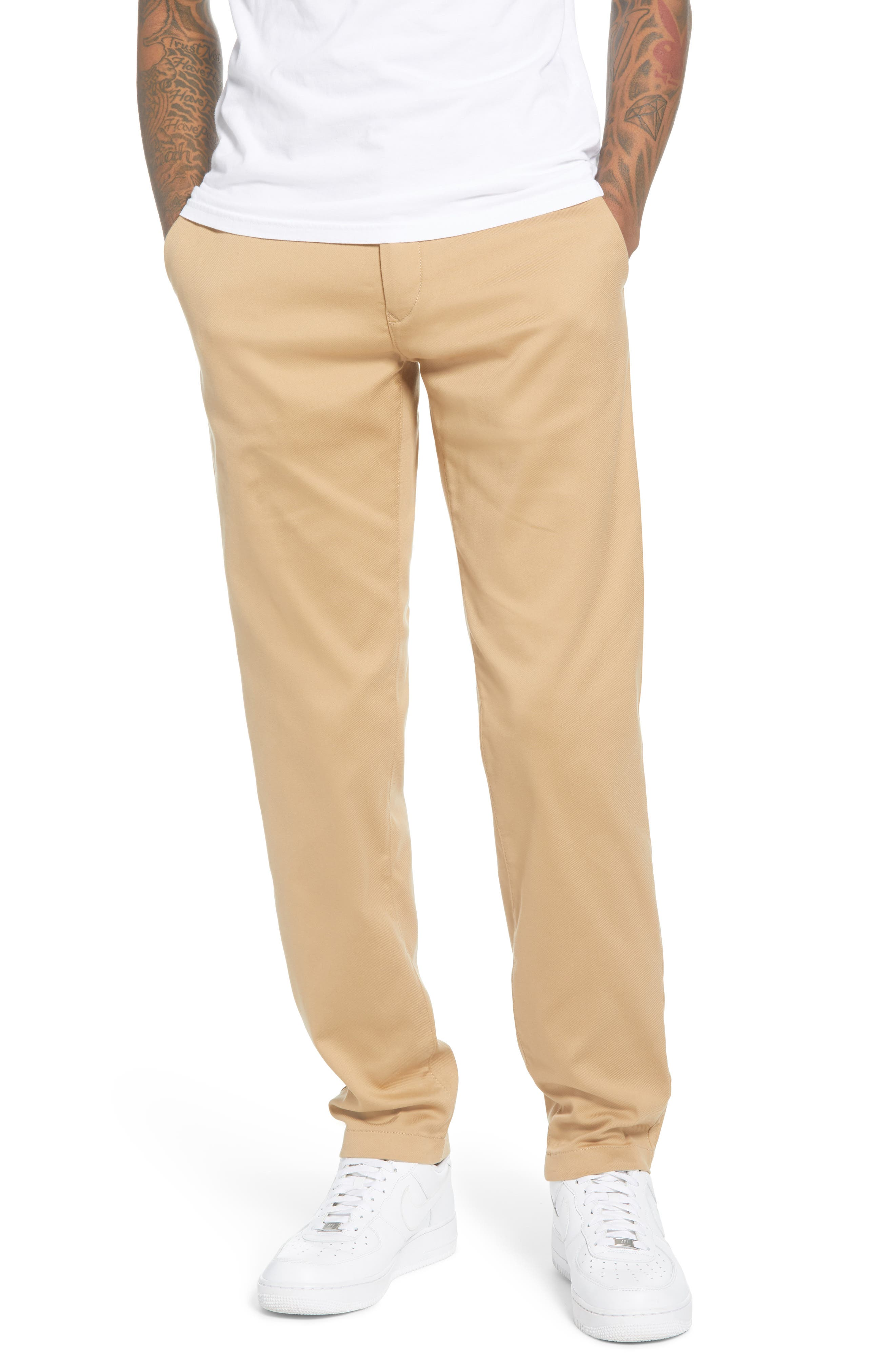 tommy slim fit chino