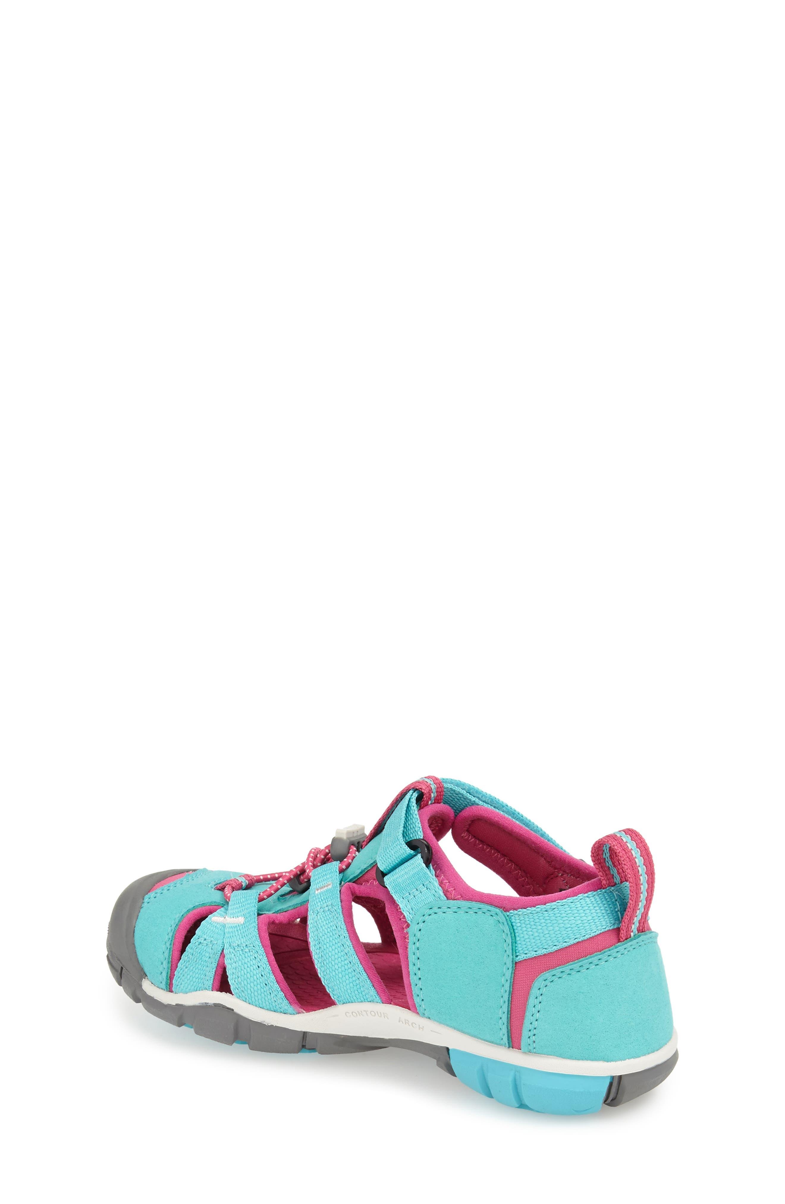 ,                             'Seacamp II' Water Friendly Sandal,                             Alternate thumbnail 223, color,                             502