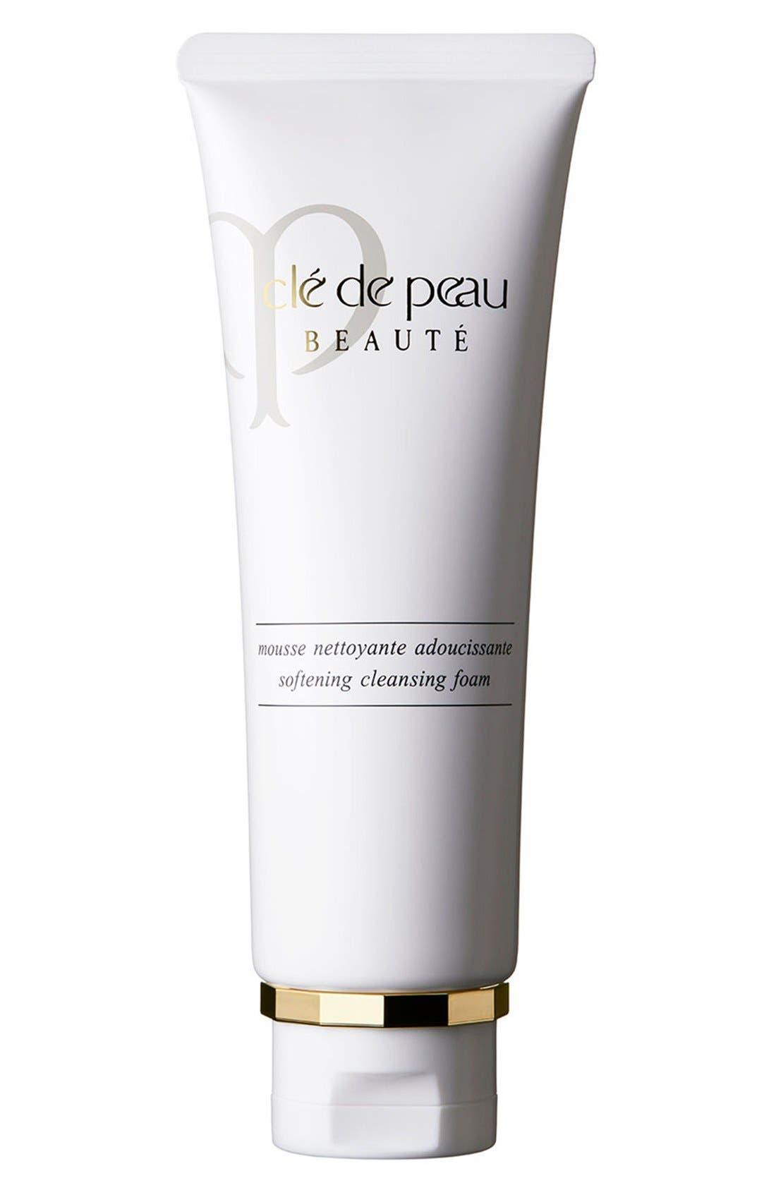 Image of CLE DE PEAU Beauté Softening Cleansing Foam