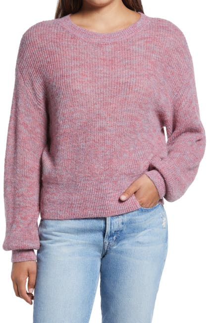 Image of VERO MODA Vilma Crew Neck Sweater