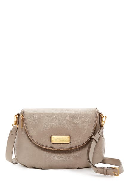 Image of Marc by Marc Jacobs Natasha Leather Crossbody Bag
