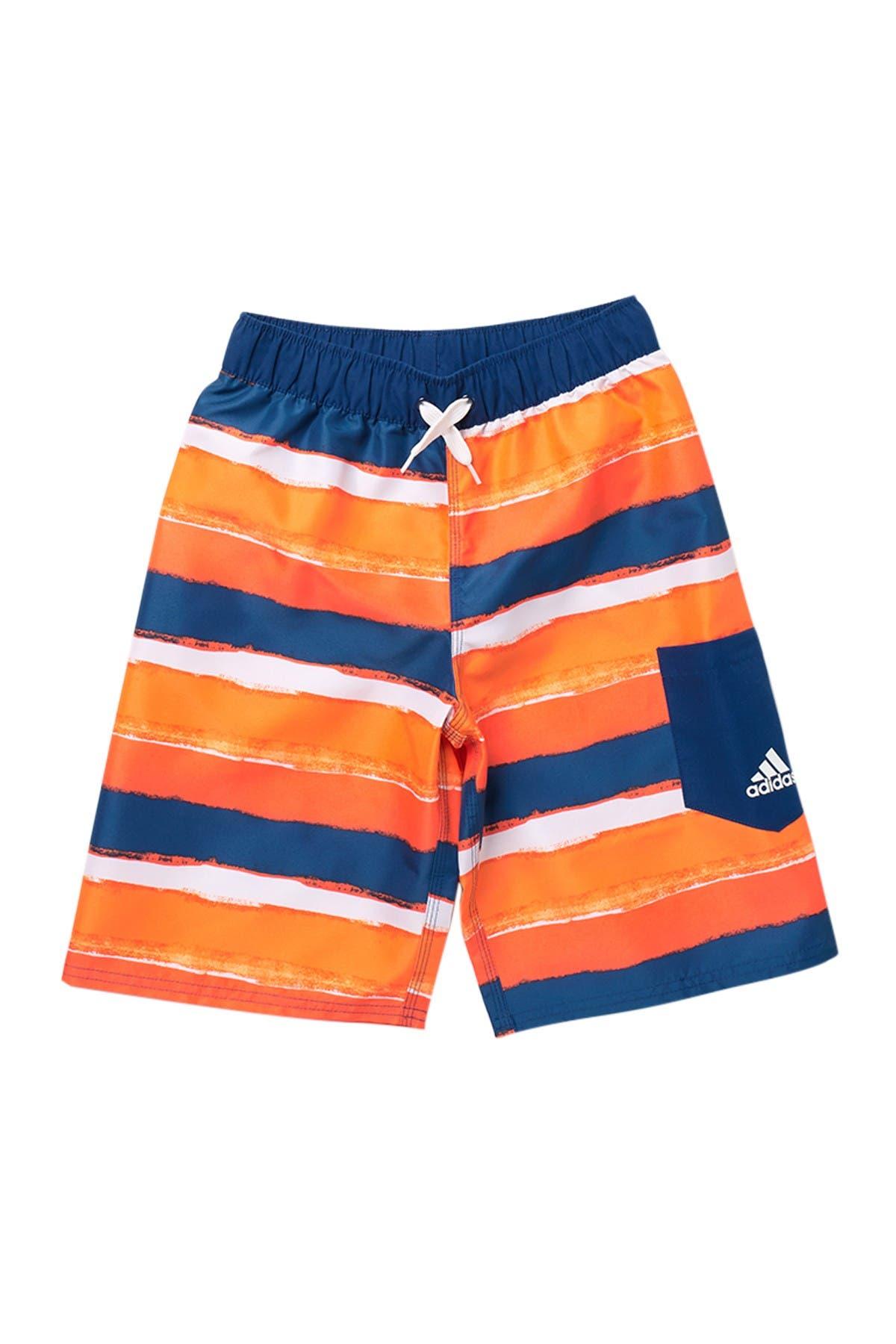 Image of ADIDAS SWIMWEAR Waterstripe Shorts