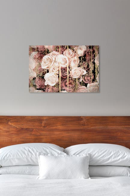 Image of Oliver Gal Gallery Shabby Chic Romance Canvas Art