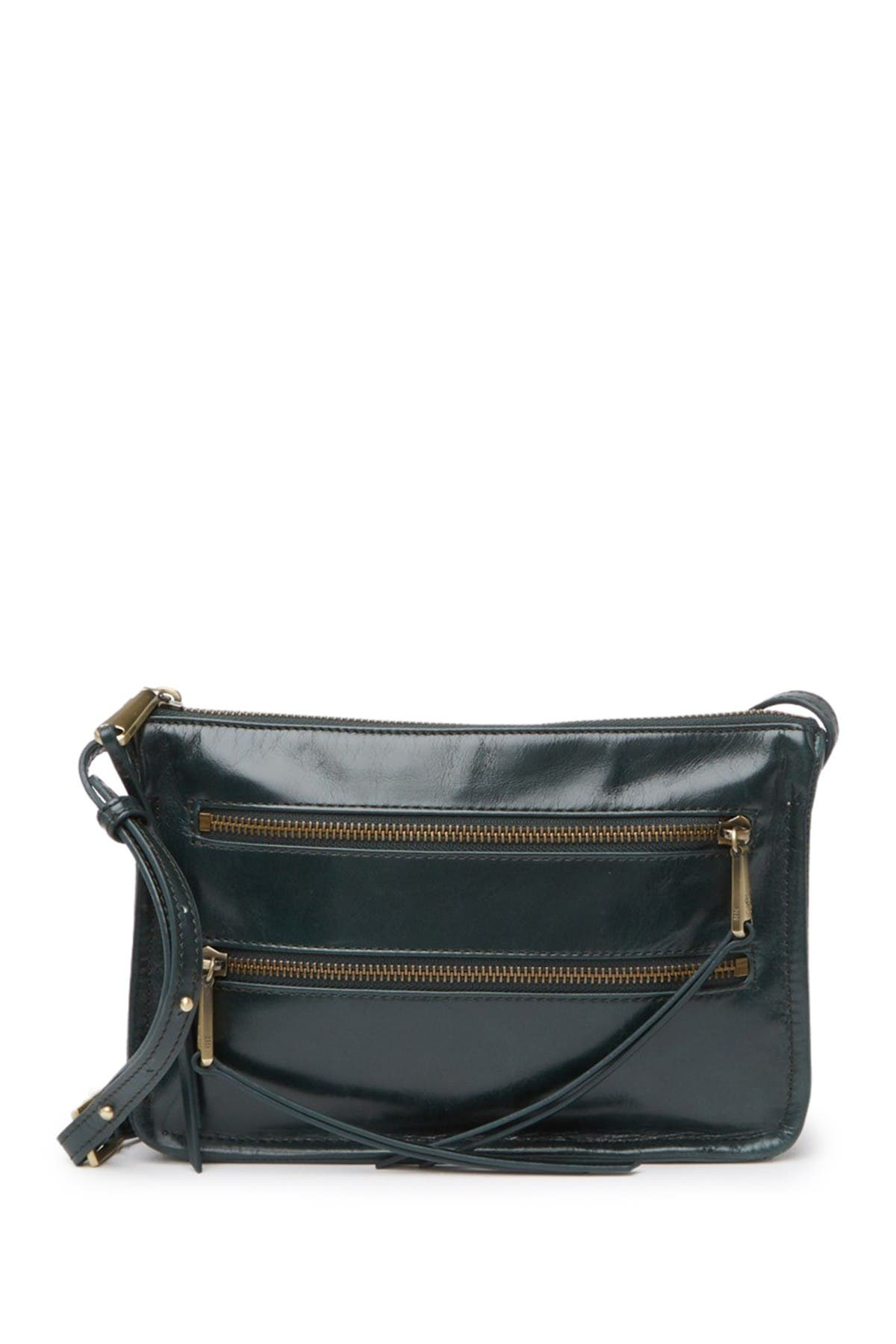 Image of Hobo Mission Leather Crossbody Bag