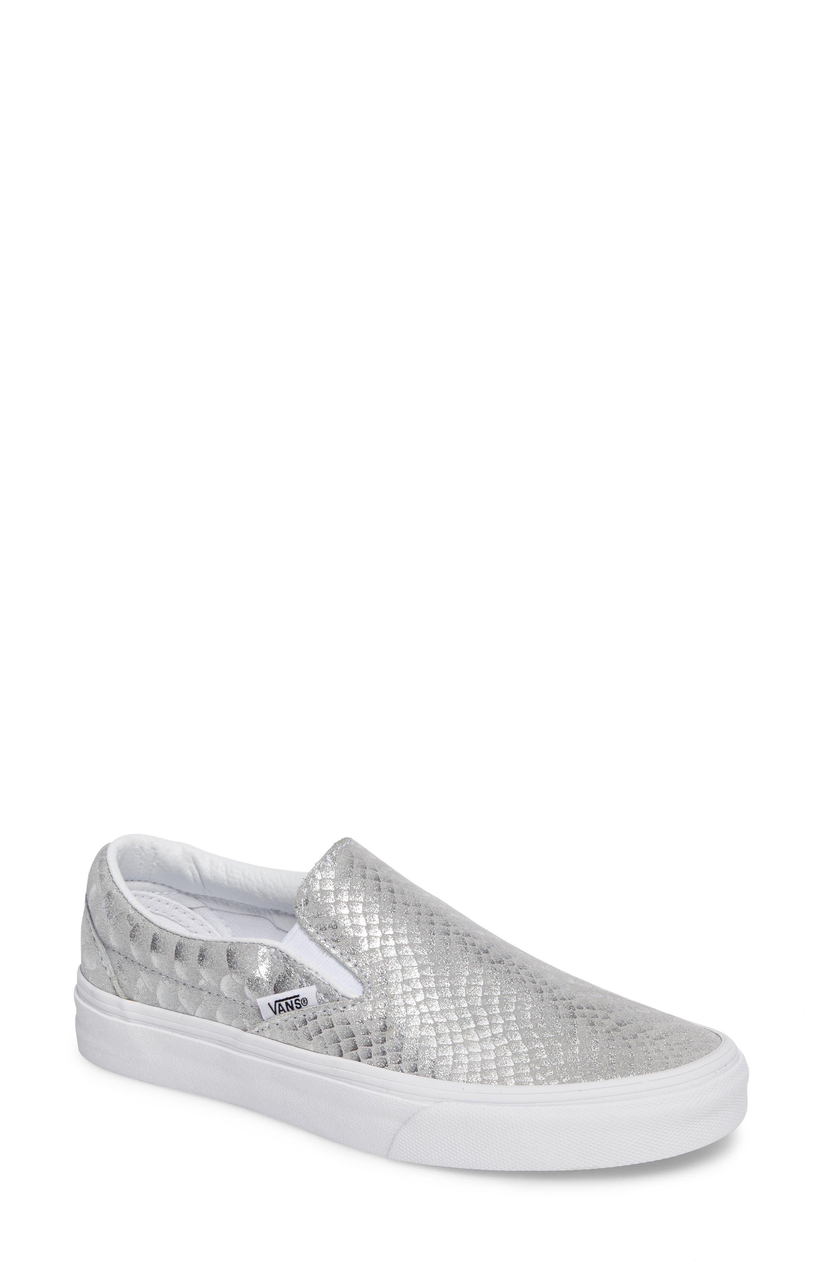 ,                             Classic Slip-On Sneaker,                             Main thumbnail 300, color,                             044