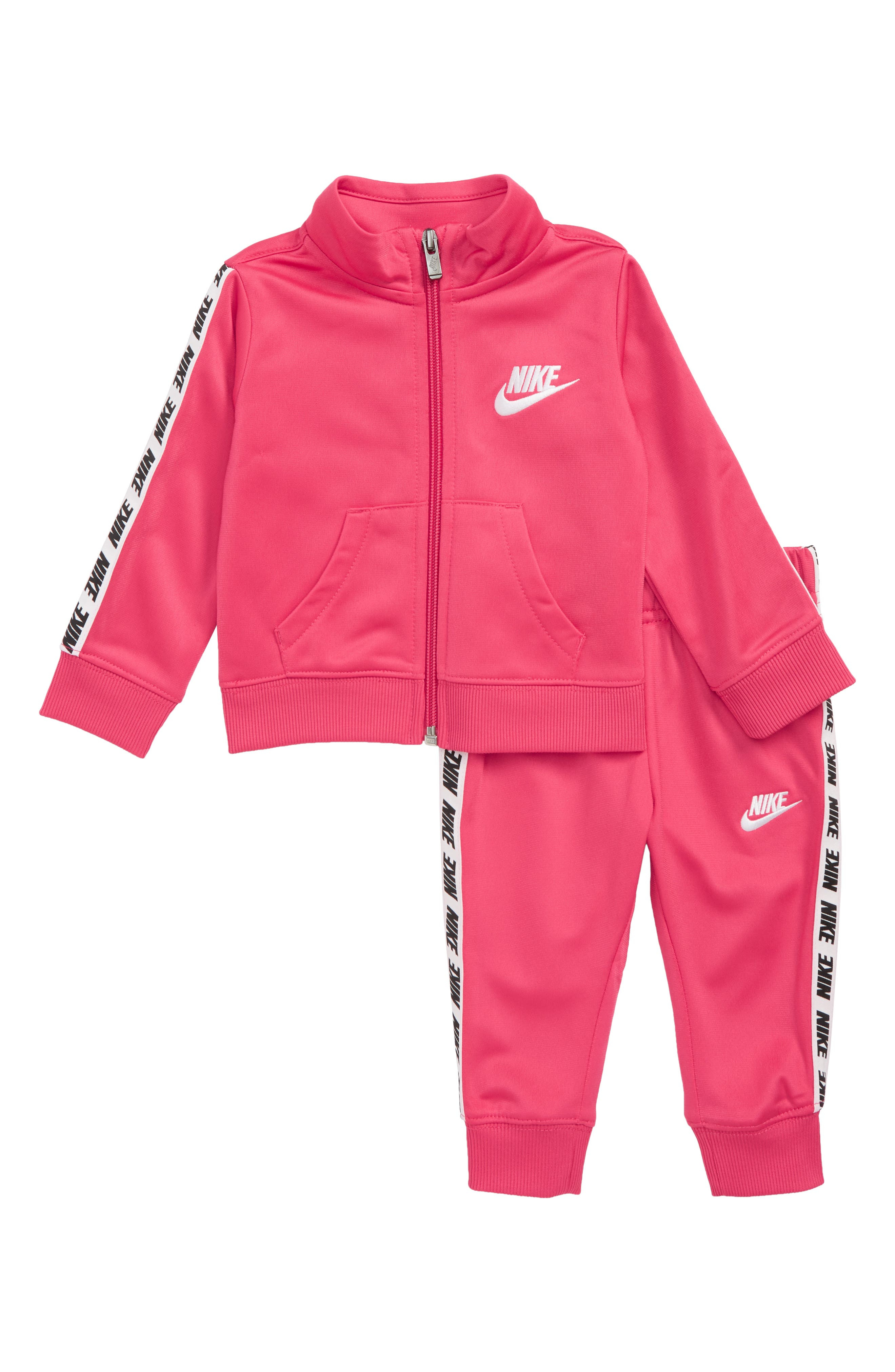 Image of Nike Tricot Track Suit Set