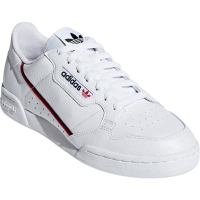 Adidas Continental 80 Sneaker, White