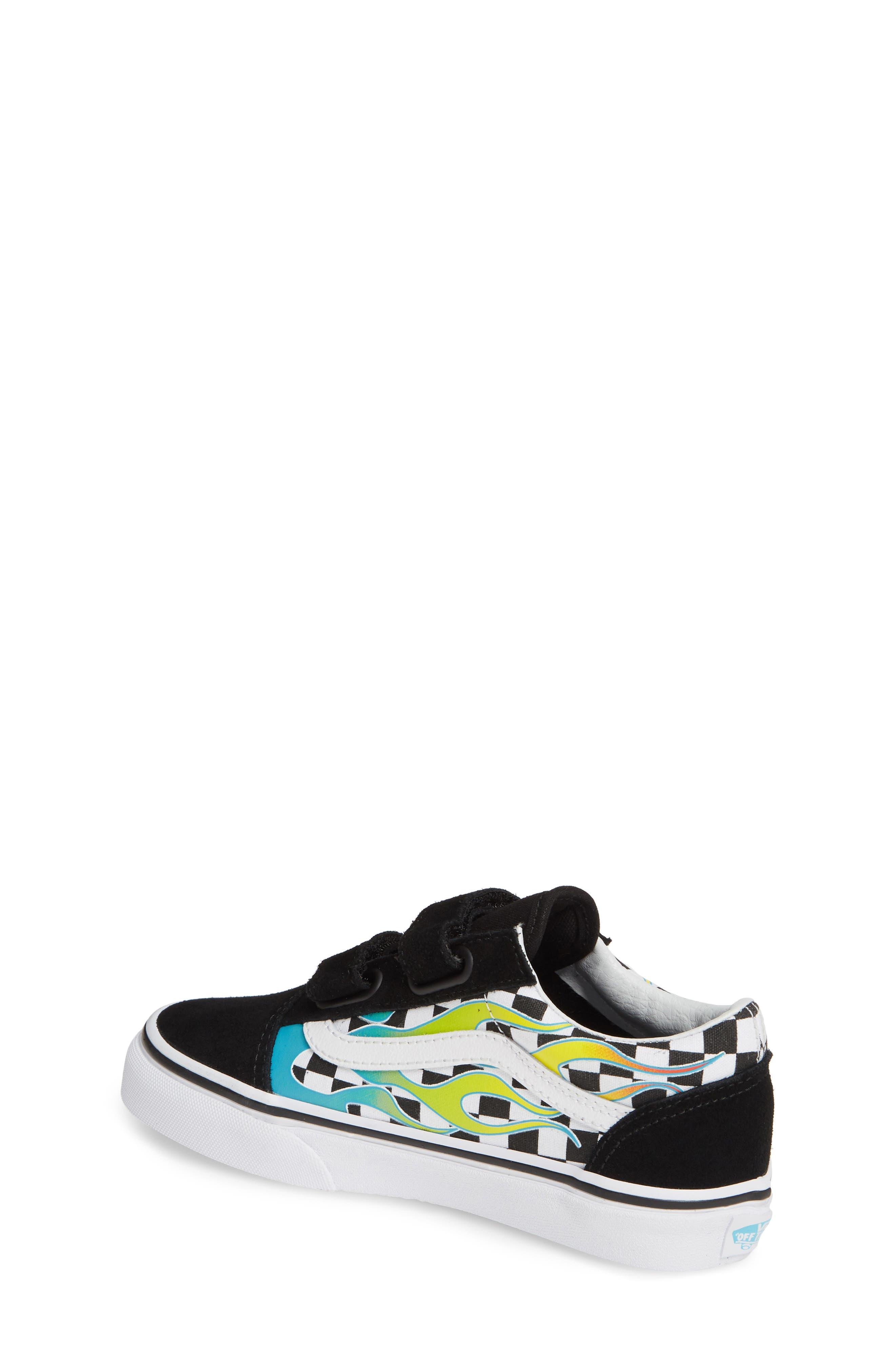 ,                             Old Skool V Sneaker,                             Alternate thumbnail 2, color,                             SCUBA BLUE/ BLACK