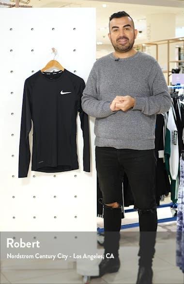 Pro Long Sleeve Dri-FIT Training Top, sales video thumbnail