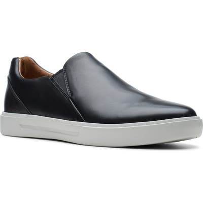 Clarks Un Costa Step Slip-On, Black