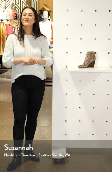 Yimina Wedge Bootie, sales video thumbnail