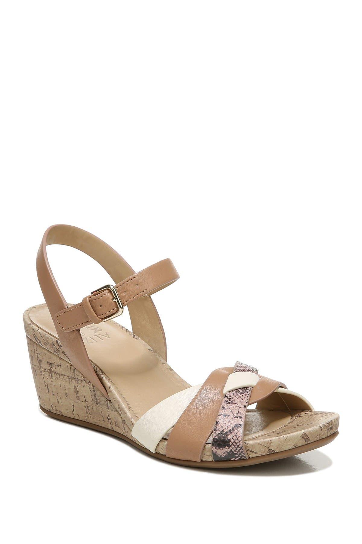Naturalizer Mid heels ADELINA WEDGE SANDAL
