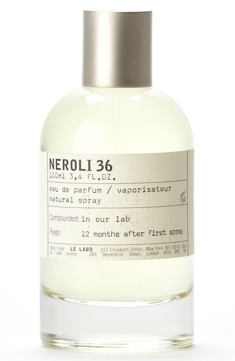 LE LABO 'Neroli 36' Eau de Parfum, Main, color, NO COLOR